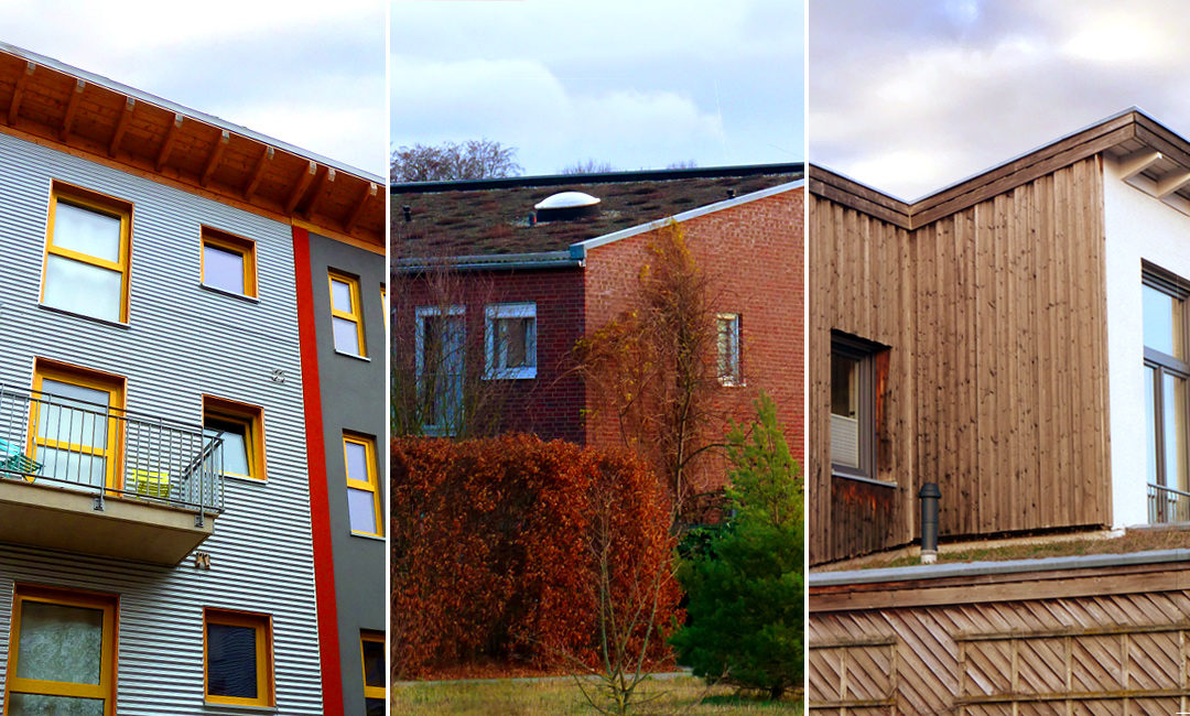 Seven excellent cladding materials to improve your home's